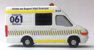 Iveco Daily Ambulancia 061